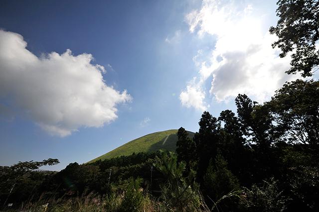 伊豆高原わんこの森 大室山