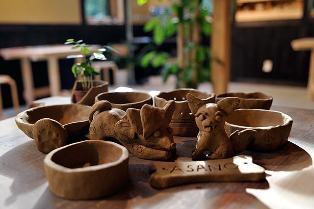 伊豆 ペット 犬 観光 陶芸体験